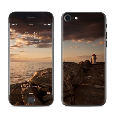 Apple iPhone 7 Skin - Sunset Beacon