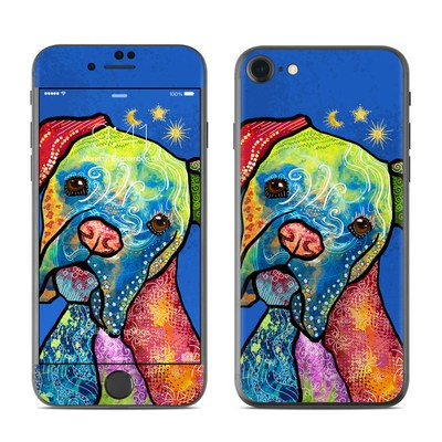 Apple iPhone 7 Skin - Sun Moon Stars
