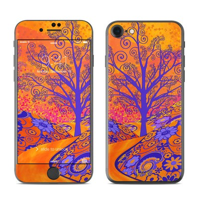 Apple iPhone 7 Skin - Sunset Park