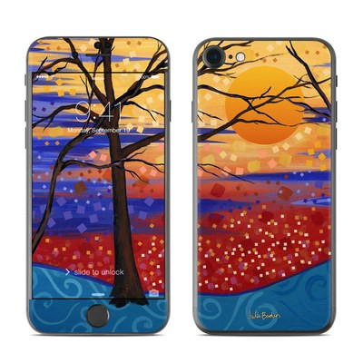Apple iPhone 7 Skin - Sunset Moon