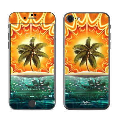 Apple iPhone 7 Skin - Sundala Tropic