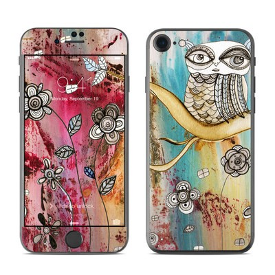 Apple iPhone 7 Skin - Surreal Owl