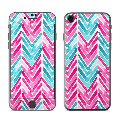 Apple iPhone 7 Skin - Sweet Chevron
