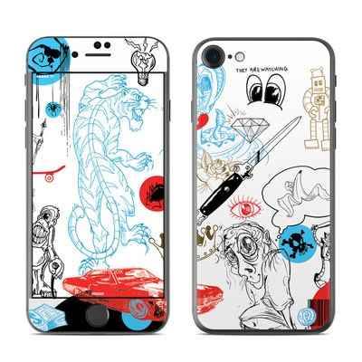 Apple iPhone 7 Skin - Tattoo Ink