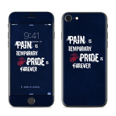 Apple iPhone 7 Skin - Pain is Temporary