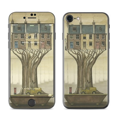 Apple iPhone 7 Skin - Terraced Houses