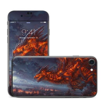 Apple iPhone 7 Skin - Terror of the Night