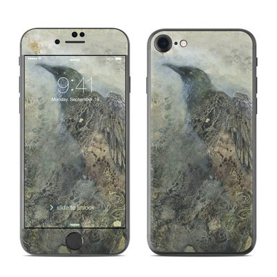 Apple iPhone 7 Skin - The Raven