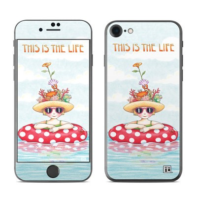 Apple iPhone 7 Skin - This Is The Life