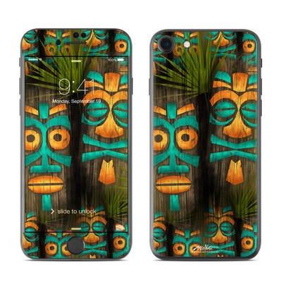 Apple iPhone 7 Skin - Tiki Abu