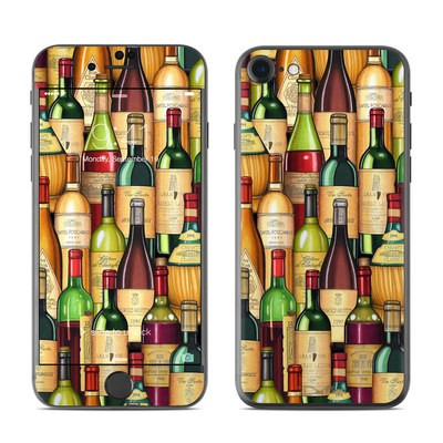Apple iPhone 7 Skin - Time For Wine