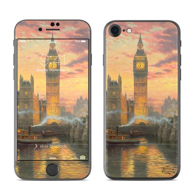 Apple iPhone 7 Skin - Thomas Kinkades London