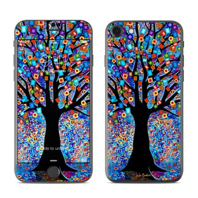 Apple iPhone 7 Skin - Tree Carnival
