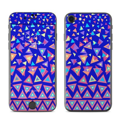 Apple iPhone 7 Skin - Triangle Dance