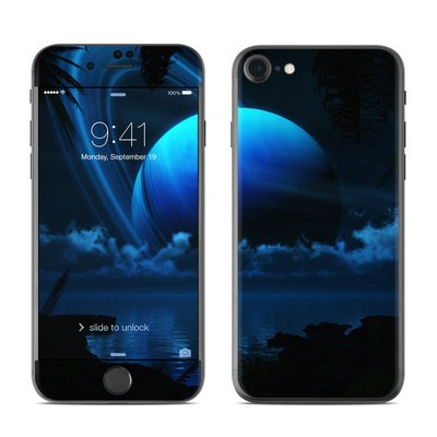 Apple iPhone 7 Skin - Tropical Moon