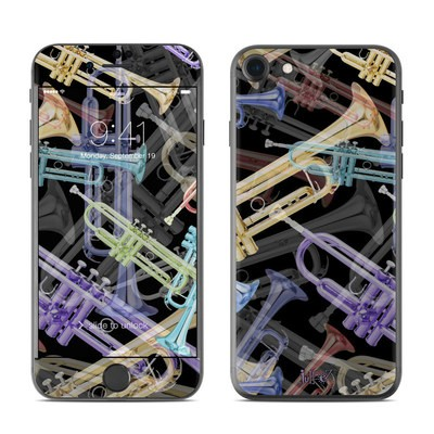 Apple iPhone 7 Skin - Trumpets
