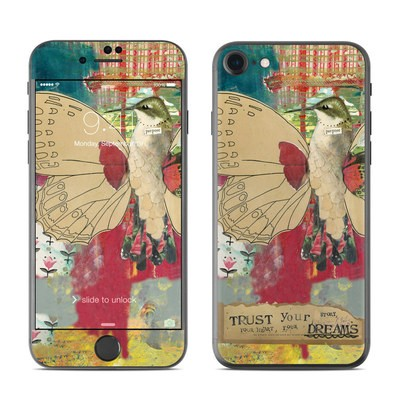 Apple iPhone 7 Skin - Trust Your Dreams