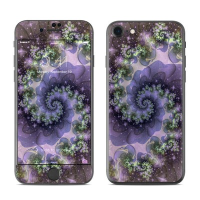 Apple iPhone 7 Skin - Turbulent Dreams