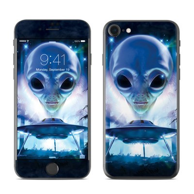 Apple iPhone 7 Skin - UFO