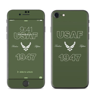 Apple iPhone 7 Skin - USAF 1947