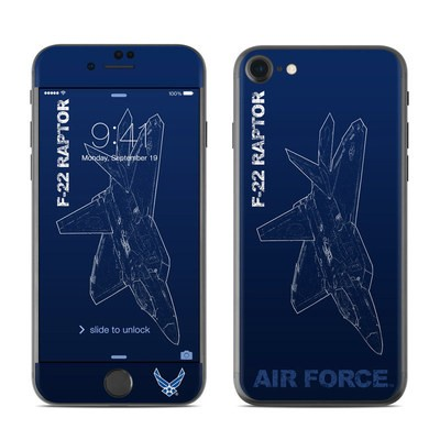 Apple iPhone 7 Skin - F-22 Raptor