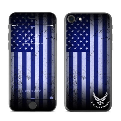Apple iPhone 7 Skin - USAF Flag