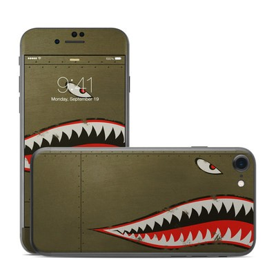 Apple iPhone 7 Skin - USAF Shark