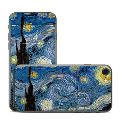 Apple iPhone 7 Skin - Starry Night