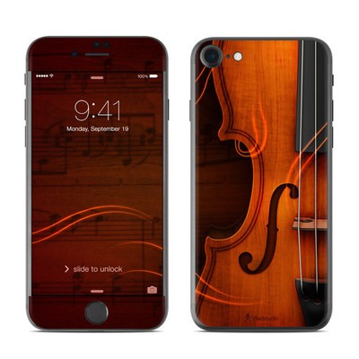 Apple iPhone 7 Skin - Violin