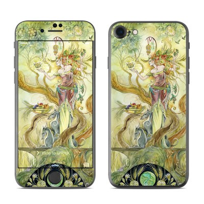Apple iPhone 7 Skin - Virgo