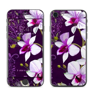 Apple iPhone 7 Skin - Violet Worlds