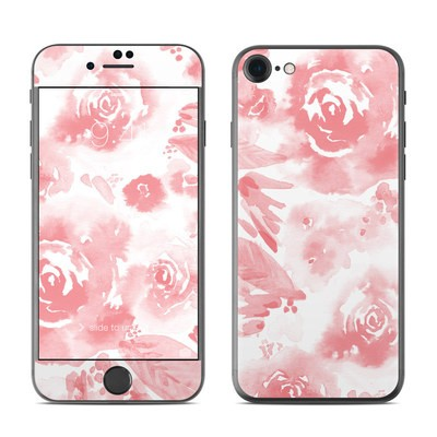 Apple iPhone 7 Skin - Washed Out Rose