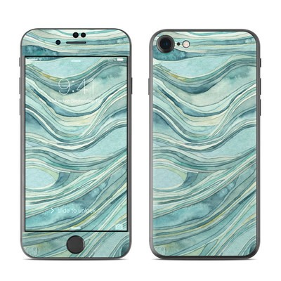 Apple iPhone 7 Skin - Waves