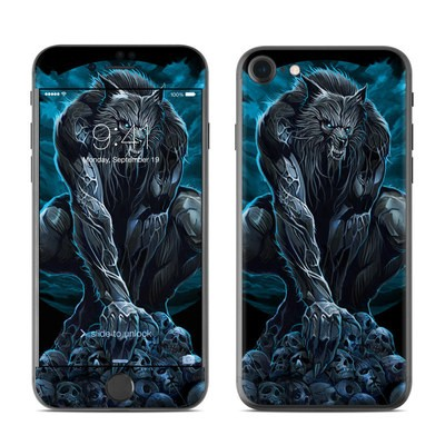 Apple iPhone 7 Skin - Werewolf