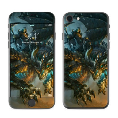 Apple iPhone 7 Skin - Wings of Death