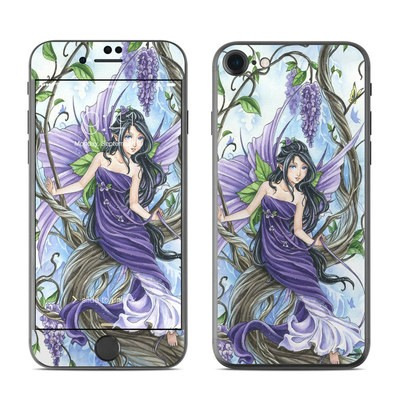 Apple iPhone 7 Skin - Wisteria