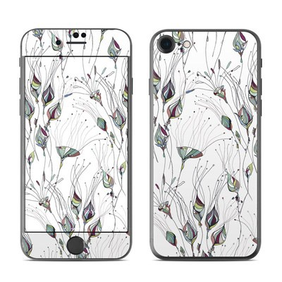 Apple iPhone 7 Skin - Wildflowers