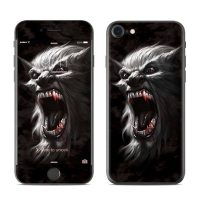 Apple iPhone 7 Skin - Wolfman