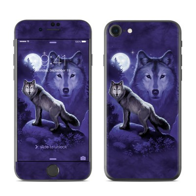Apple iPhone 7 Skin - Wolf