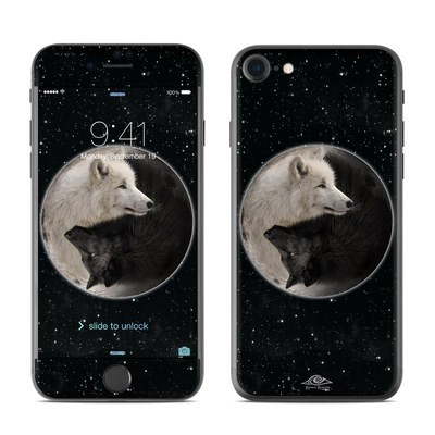 Apple iPhone 7 Skin - Wolf Zen