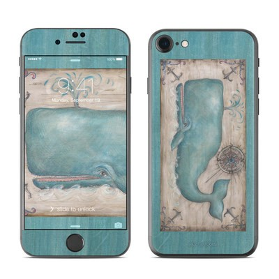 Apple iPhone 7 Skin - Whale Watch