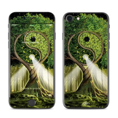Apple iPhone 7 Skin - Yin Yang Tree