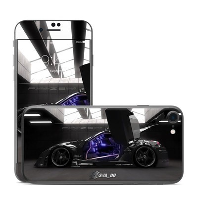 Apple iPhone 7 Skin - Z33 Dark