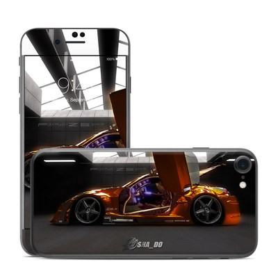 Apple iPhone 7 Skin - Z33 Light