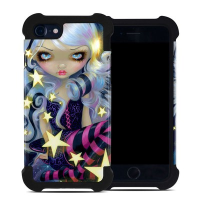 Apple iPhone 7 Bumper Case - Angel Starlight