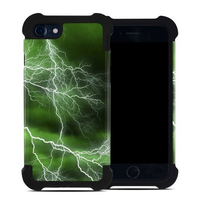 Apple iPhone 7 Bumper Case - Apocalypse Green