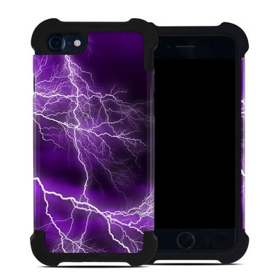 Apple iPhone 7 Bumper Case - Apocalypse Violet