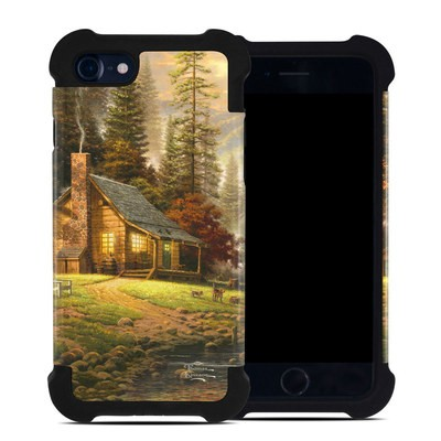 Apple iPhone 7 Bumper Case - A Peaceful Retreat