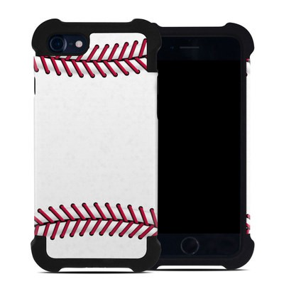 Apple iPhone 7 Bumper Case - Baseball