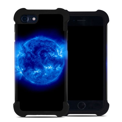 Apple iPhone 7 Bumper Case - Blue Giant